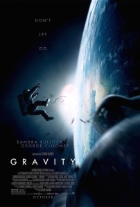 Gravity Theatrical Poster