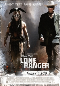The Lone Ranger Theatrical Poster