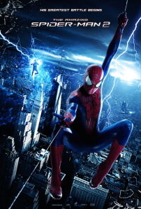 The Amazing Spider-Man 2 Theatrical Poster