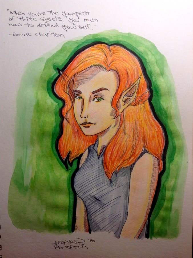 Rayne Drawing