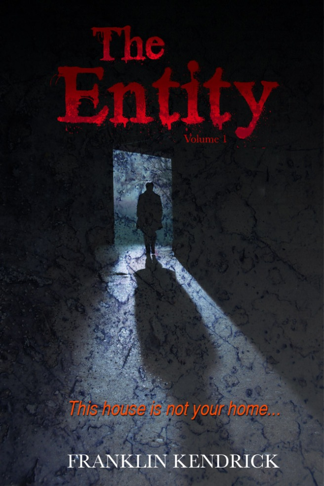 The Entity Volume 1 INTERIOR