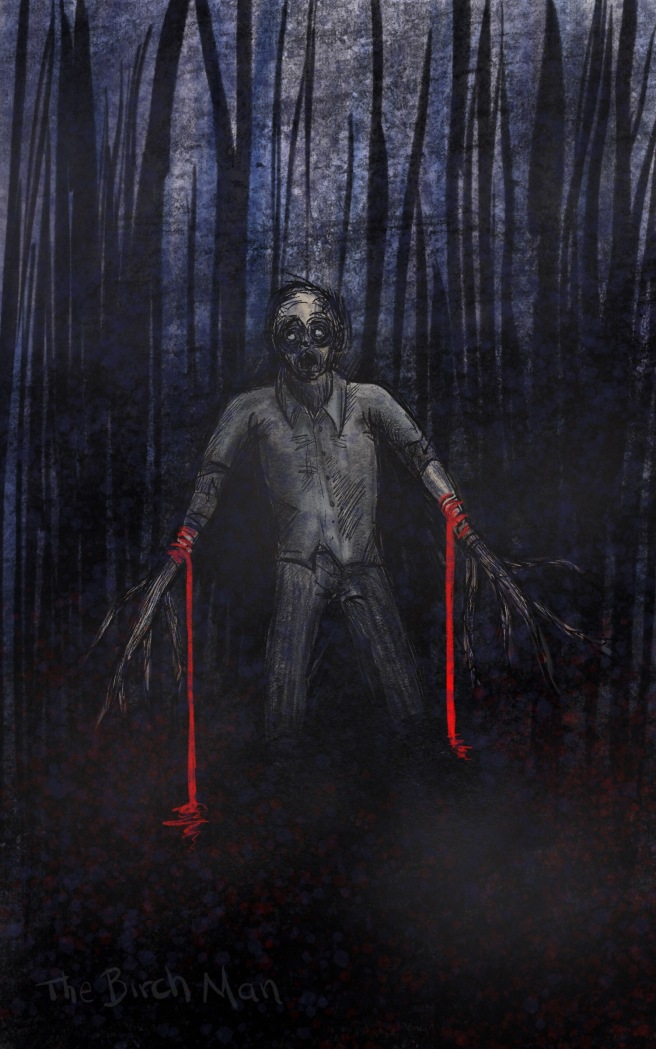 The Birch Man (Short Horror Story) – Franklin Kendrick